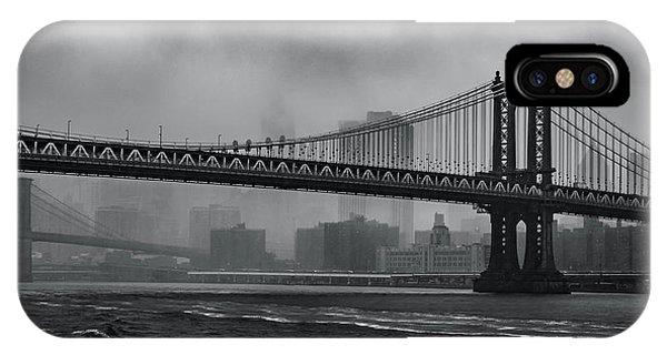 Bridges In The Storm IPhone Case