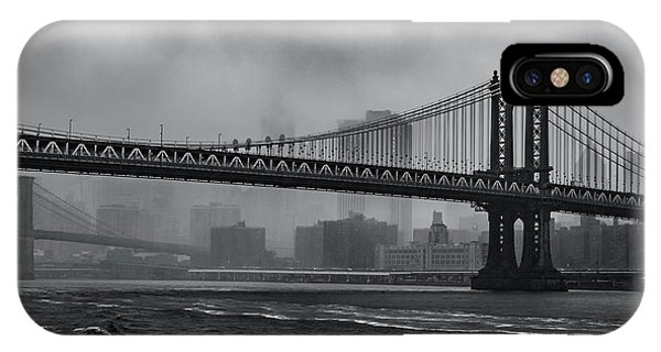 Bridges In The Storm IPhone Case