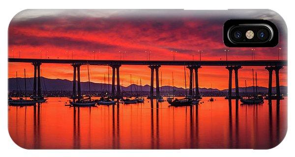 Bridgescape IPhone Case