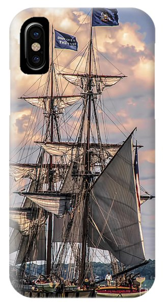 Brig Niagara I IPhone Case