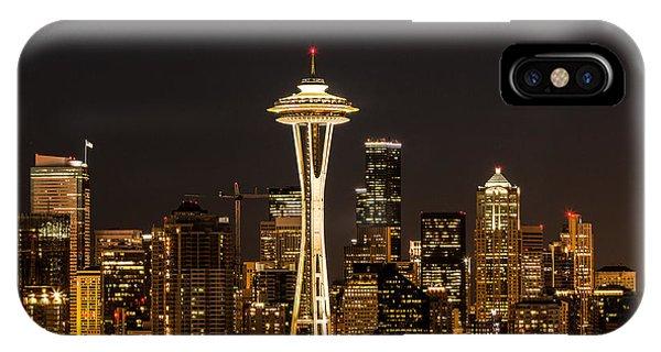 Bright At Night.1 IPhone Case
