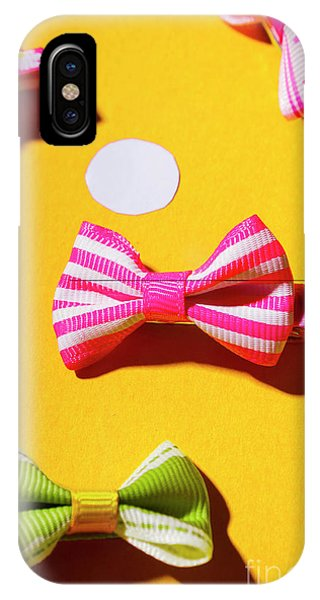Ceremony iPhone Case - Bright Bow Tie Gallery by Jorgo Photography - Wall Art Gallery