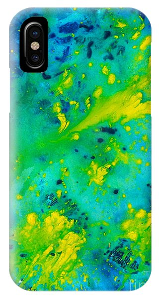 Bright Day In Nature IPhone Case
