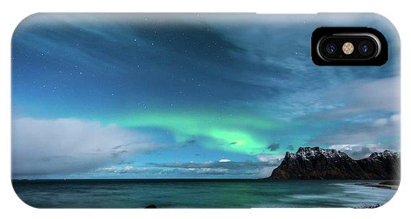 Bright Night IPhone Case