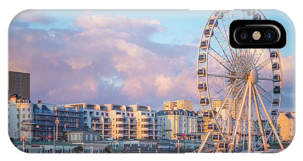 Brighton Ferris Wheel IPhone Case