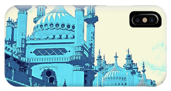 Brighton Pavilion IPhone Case