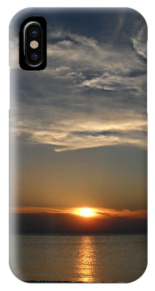 Brilliant Blue Sky IPhone Case