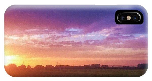 Brilliant Skies IPhone Case