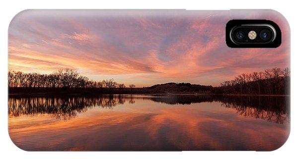 Brilliant Sunset IPhone Case