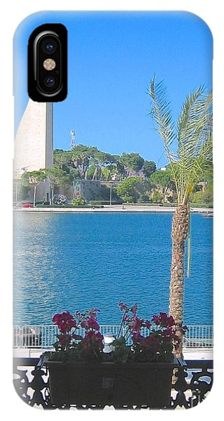 Brindisi By The Sea IPhone Case