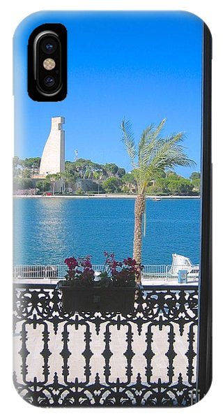Brindisi Monumento Al Marinaio IPhone Case