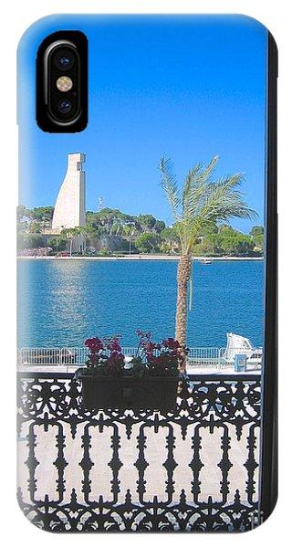 Brindisi Monumento Al Marinaio IPhone Case