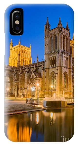Bristol Cathedral IPhone Case