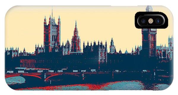 British Parliament IPhone Case