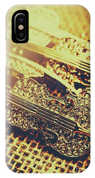 Design iPhone Case - Broaching A Musical Play by Jorgo Photography - Wall Art Gallery