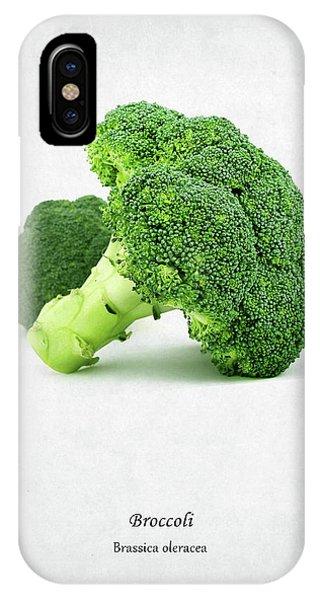 Broccoli iPhone Case - Broccoli by Mark Rogan