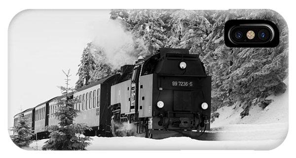 Brockenbahn, Harz IPhone Case