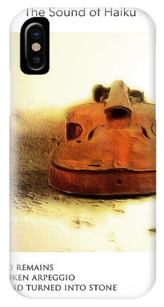Broken Arpeggio  Phone Case by Steven Digman