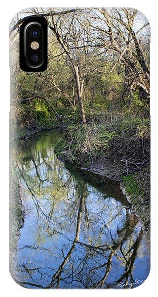 Broken Branch Creek IPhone Case