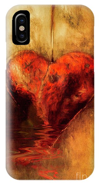 Broken Hearted IPhone Case