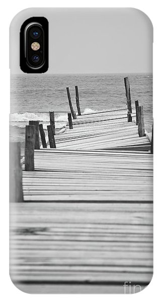 Broken Pier Phone Case by Gabriela Insuratelu