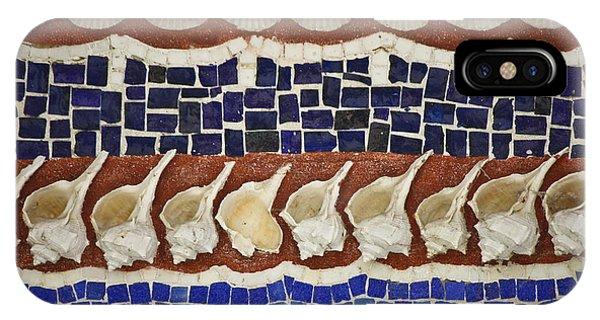 J Paul Getty iPhone Case - Broken Shell by Teresa Mucha