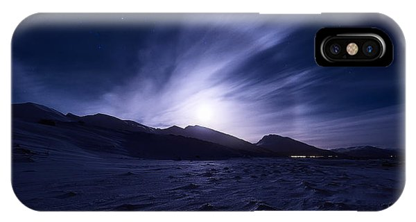 March iPhone Case - Broken by Tor-Ivar Naess