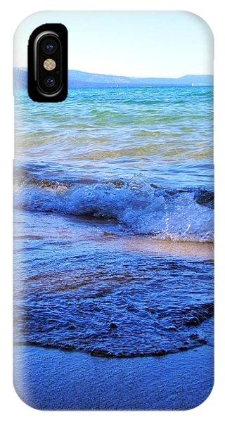Broken Waves IPhone Case