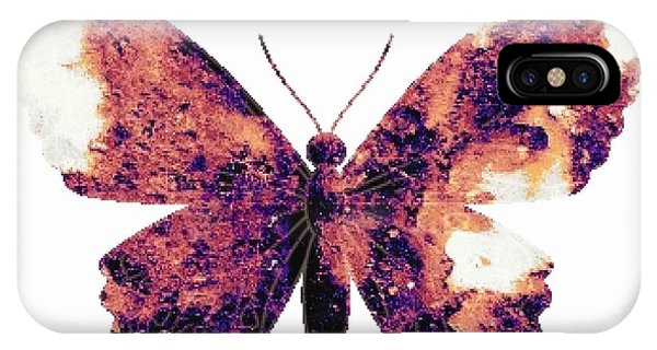 Broken Wings IPhone Case