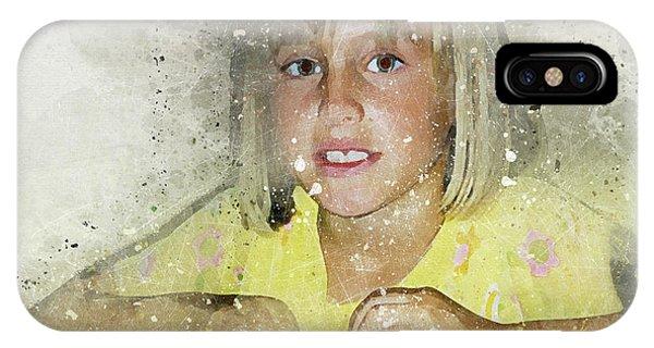 Brooke IPhone Case