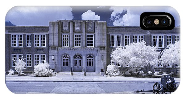 Brookland-cayce Hs-ir IPhone Case
