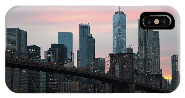 Brooklyn Bridge New York IPhone Case