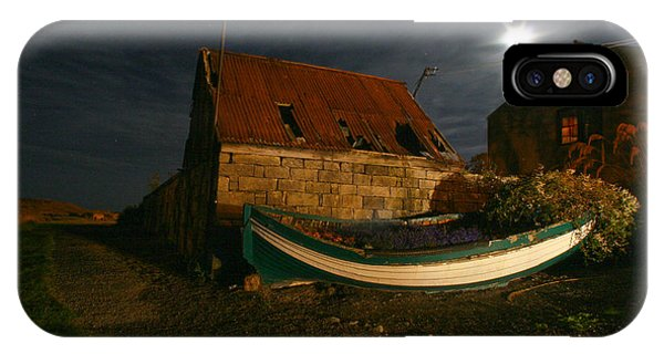 Brora Boat House IPhone Case