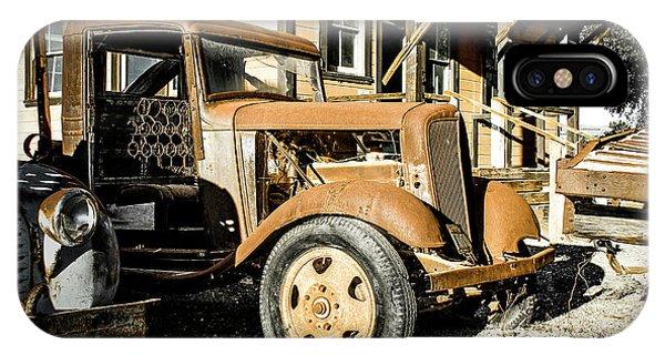Vintage 1935 Chevrolet IPhone Case