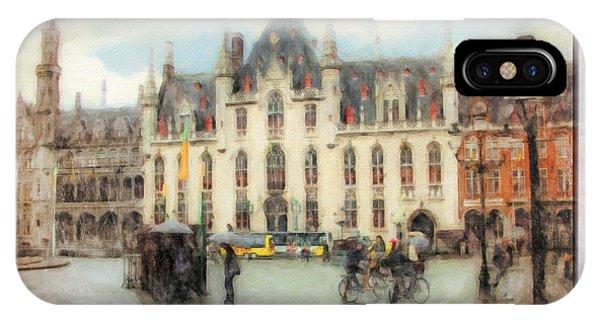 Bruges, Belgium IPhone Case