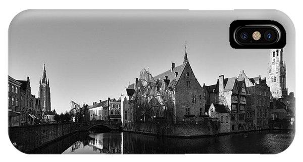 Bruges IPhone Case
