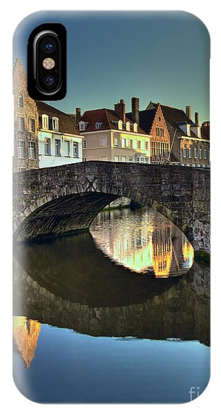 Bruges Twighlight IPhone Case