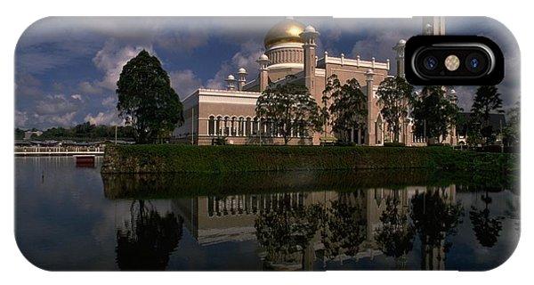 Brunei Mosque IPhone Case