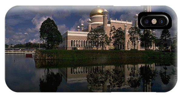 Brunei Mosque IPhone Case