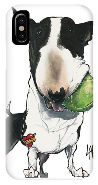 Brunk 3097 IPhone Case
