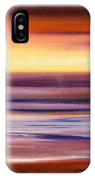 Brushed 2 IPhone Case
