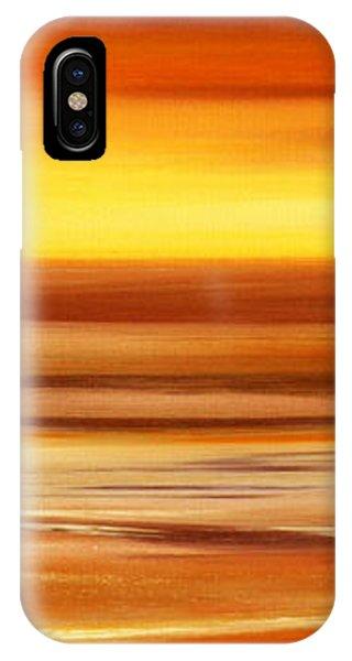Brushed 3 IPhone Case