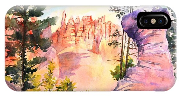 Bryce Canyon #4 IPhone Case
