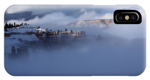 Bryce Canyon In Air IPhone Case
