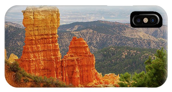 IPhone Case featuring the photograph Bryce Canyon by Jim Mathis