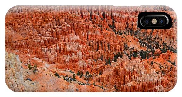 Bryce Canyon Megapixels IPhone Case