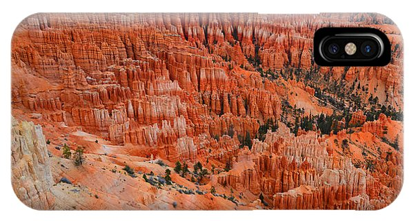 Bryce Canyon Megapixels IPhone Case