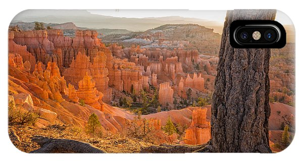Dawn iPhone Case - Bryce Canyon National Park Sunrise 2 - Utah by Brian Harig