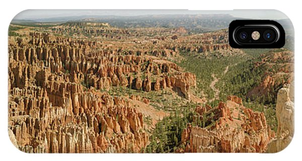 Bryce Canyon Panorama IPhone Case