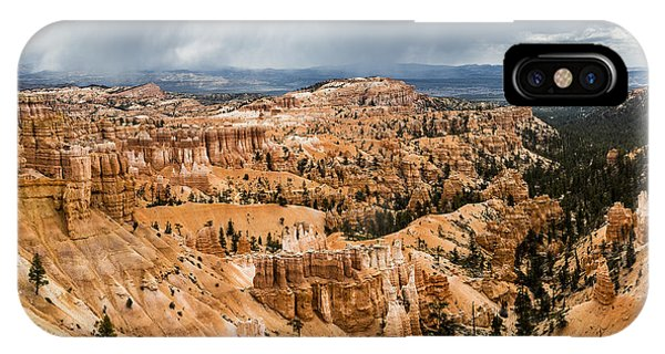 Bryce Canyon Storm IPhone Case
